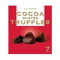 Chocmod French Cocoa Dusted Truffles 2.1 oz. (60g)