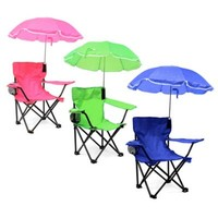 W.C. Redmon Kids' Camp Chair with Umbrella