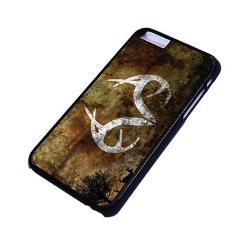 REALTREE DEER CAMO iPhone 4/4S 5/5S 5C 6 6S Plus Case Cover