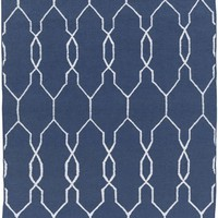 Lagoon Area Rug Blue