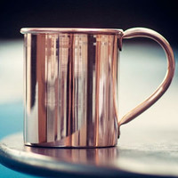 Paykoc Imports | (2) Copper Moscow Mule Mugs