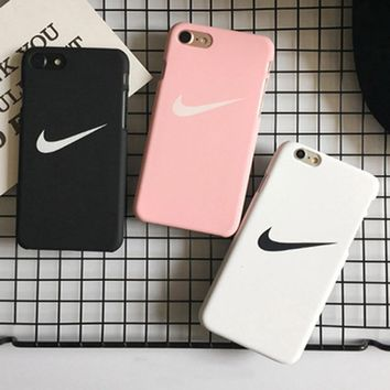Fashion personality hook pop phone case for iphone X 7 8 plus Ultra Thin matte Phone Cases Back Cover for iphone 6 6s 5 5s se