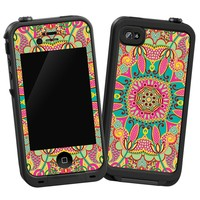 "Brilliant Tribal ""Protective Decal Skin"" for LifeProof iPhone 4/4s Case"