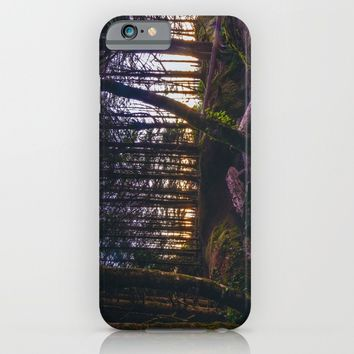 Wooded Tofino iPhone & iPod Case by Mixed Imagery