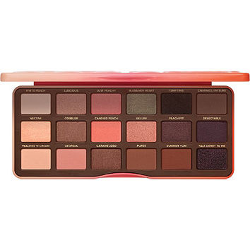 Too Faced Sweet Peach Eye Shadow Palette | Ulta Beauty