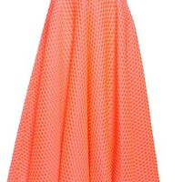 Roksanda Bubble Wrap Jacquard Skirt - Hampden - Farfetch.com