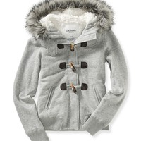 Knit Toggle Jacket - Aeropostale
