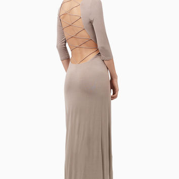 Queen's Palace Maxi Dress $68