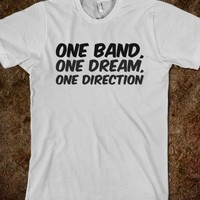 ONE BAND, ONE DREAM, ONE DIRECTION