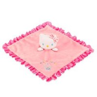Hello Kitty Baby Snuggle Lovey