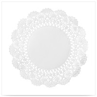 4 inch Cambridge Lace Doily/Case of 1000