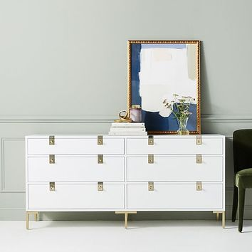 Ingram Six-Drawer Dresser