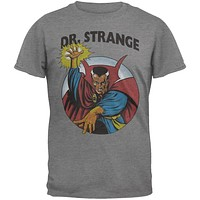 Dr. Strange - Mightiest Magician Tri-Blend Soft T-Shirt
