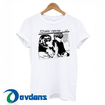 Sonic Youth T Shirt Women And Men Size S To 3XL | Sonic Youth T Shirt