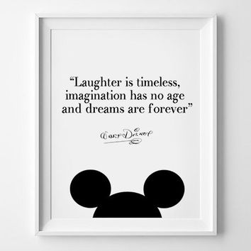 Shop Disney Wall Art Quotes On Wanelo