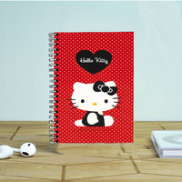 Hello Kitty Red Photo Notebook Auroid