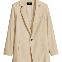 H&M - Long Jacket - B