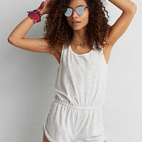 AEO Soft & Sexy Terry Romper , Blue