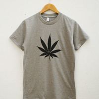 Weed Shirt Cool Shirt Funny Teen Shirt Fashion Street Style Tumblr Tshirt Unisex Tee Shirt Women Tee Shirt Men Tee Shirt Short Sleeve Shirt