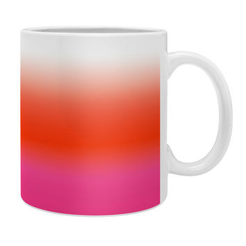 Natalie Baca Under The Sun Ombre Coffee Mug