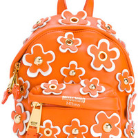 Moschino Mini Flower Power Backpack - Farfetch