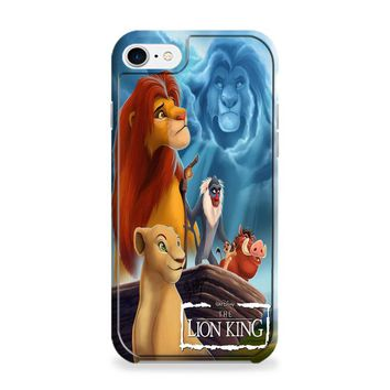 Lion King (movie poster) iPhone 7 | iPhone 7 Plus Case