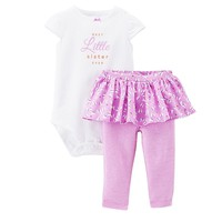 Carter's Tutu Skirt Set - Baby