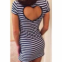 Cupshe Oh My Love Bodycon Dress