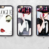 3 Style Vogue Protective Phone Case For iPhone case & Samsung case, H45