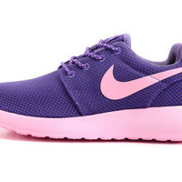 n044 - Nike Roshe Run (Purple/Pink)