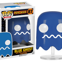 Pop! Games - Pac-Man - Blue Ghost 87 Vinyl Figure (New)