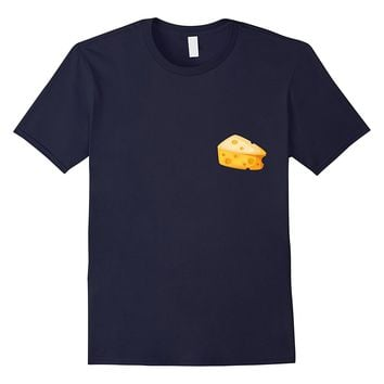 Pocket Cheese T-Shirt