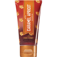 Salted Caramel Apricot Travel Size Shower Gel - Signature Collection | Bath And Body Works