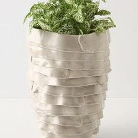 Trussed Pot, Tall - Anthropologie.com