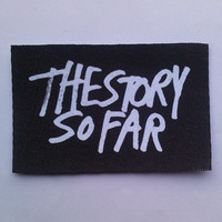 the story so far iron on patch