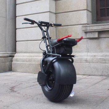 1000w motor 18inch Mini Smart Scooter Unicycle Electric Scooter Self- Balancing One Weele skateboard