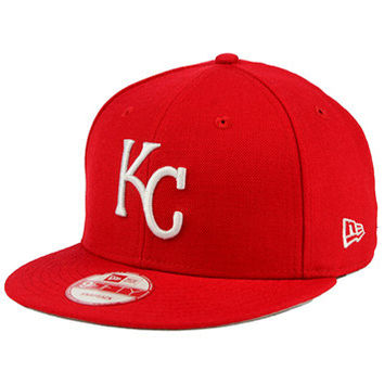 New Era Kansas City Royals C-Dub 9FIFTY Snapback Cap | macys.com