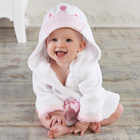 Little Princess Hooded Spa Robe Personalization Available