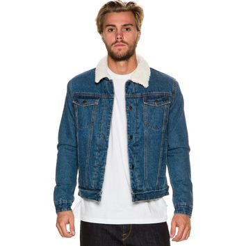 SWELL DAZED DENIM JACKET
