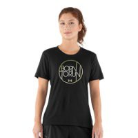 Under Armour Women's UA Born To Run T-Shirt