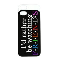 Friends TV Fan iPhone 5 Wallet Case