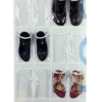 12 Pair Over-the-door Shoe Organizer [Kitchen]