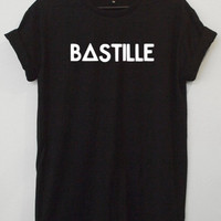Bastille T Shirt Quote T Shirt Rock Indie Pop Alternative