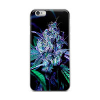 The Elite Cannabis Strain By Twisted420Glass Cannabis iPhone case from T420G Apparel & Accessories