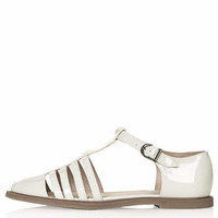 GIGGLE Geek Shoes - Off White