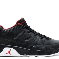 "Air Jordan 9 Retro Low ""Bred"""