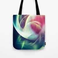 Abstract Art XIII Tote Bag by tmarchev