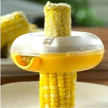 Kitchen Helper Hot Sale Hot Deal On Sale Easy Tools Kitchen Diy Tools Corn Peeler [6538895238]