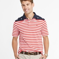 Flag Shep Shirt Polo