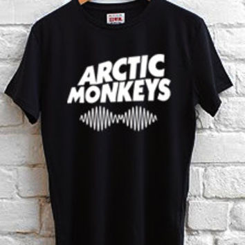 arctic monkeys logo T-shirt Men, women and Youth